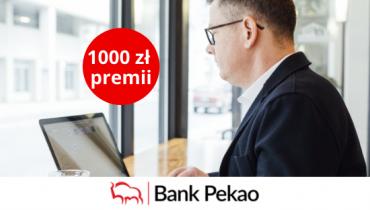 Konto Przekorzystne Biznes: odbierz nawet 1 000 zł premii!