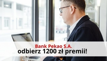 Konto Przekorzystne Biznes: odbierz nawet 1 200 zł premii!