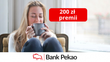 200 zł z Kontem Przekorzystnym Banku Pekao