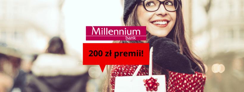 Konto 360 Millennium premia