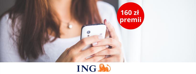 ING Bank Śląski: 160 zł bonusu za Konto Direct!
