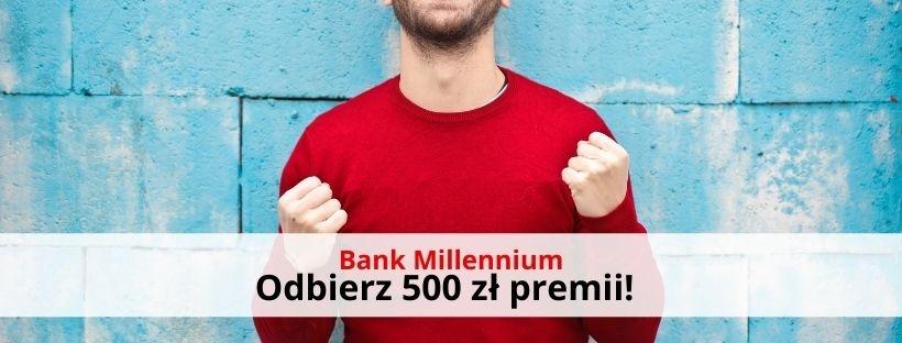 Nawet 500 zł premii za Konto 360° od Banku Millennium i eBrokera!